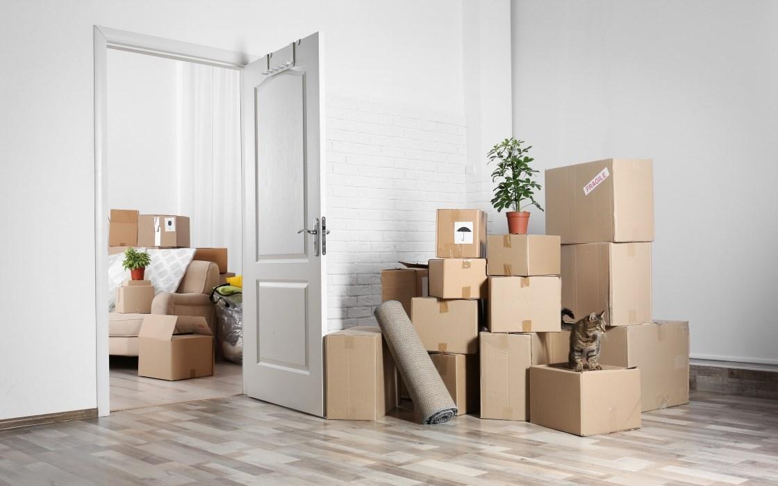 Devi traslocare? Usa un magazzino temporaneo a noleggio!