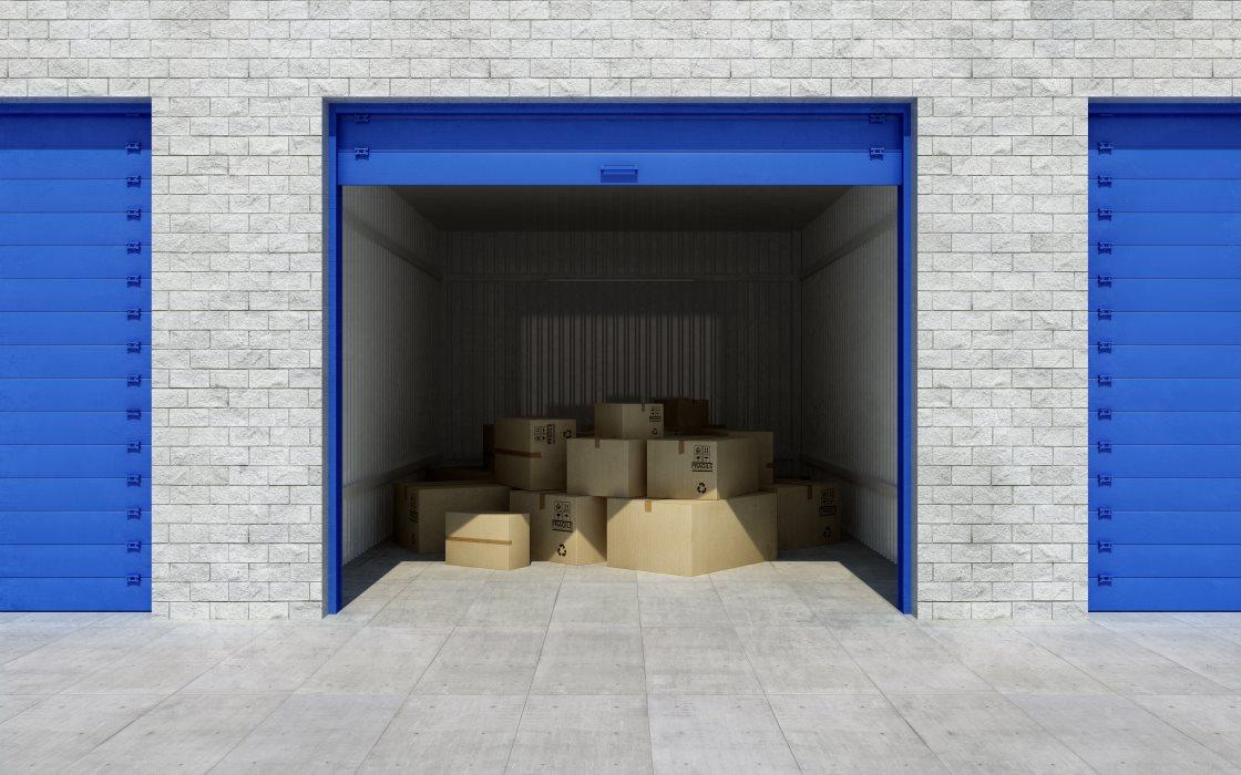 Spazio ufficio self storage a noleggio a Milano